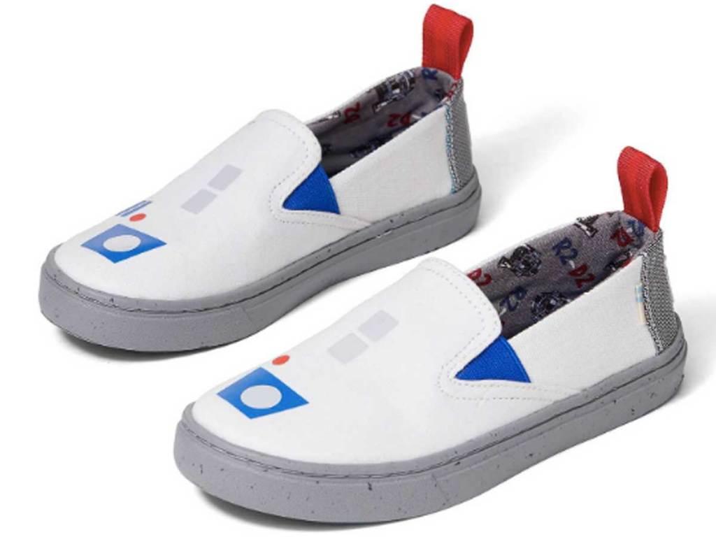 Toms R2D2 Shoes