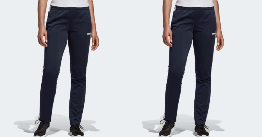 womens 3-stripe adidas pants
