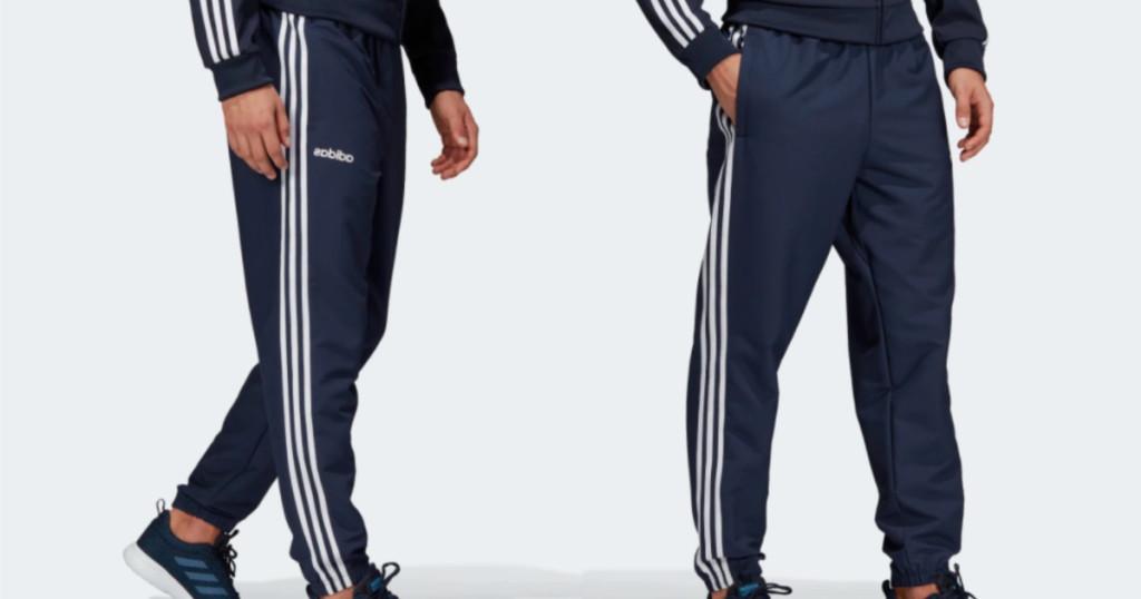 essential adidas wind pants